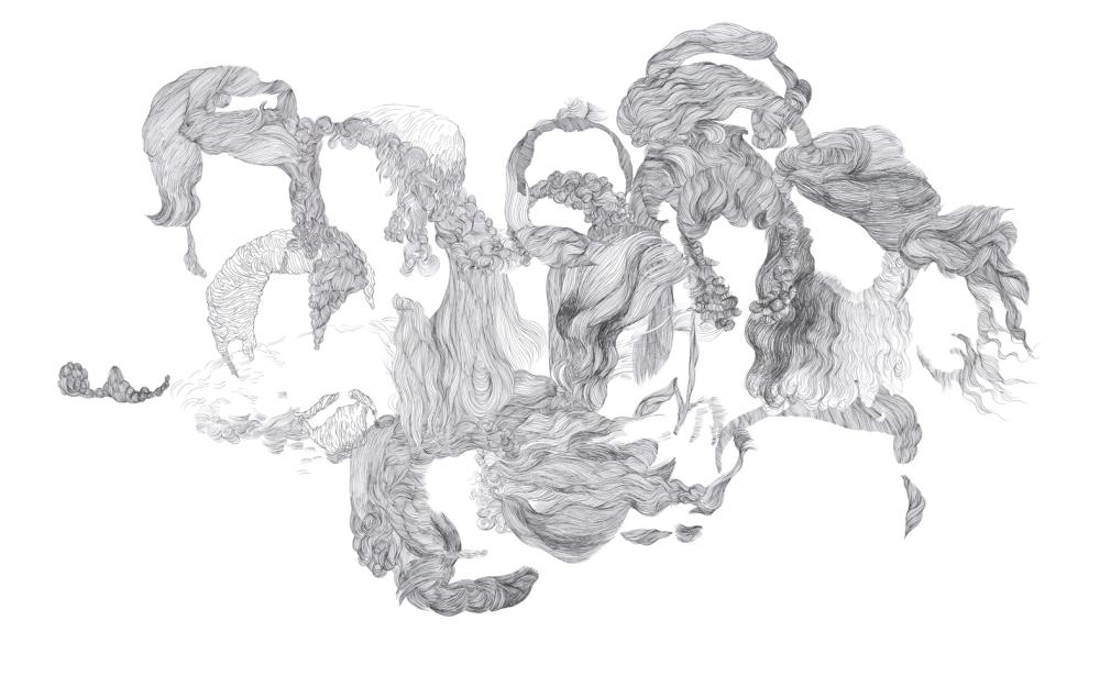 Rysunek-Forest-2009-150x100cm